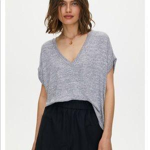 Aritzia Wilfred Free Brosh T-Shirt S